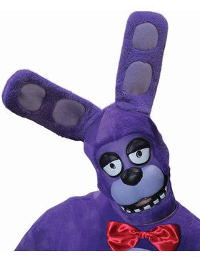 Adult Five Nights At Freddy's Bonnie 3/4 Mask For Adults