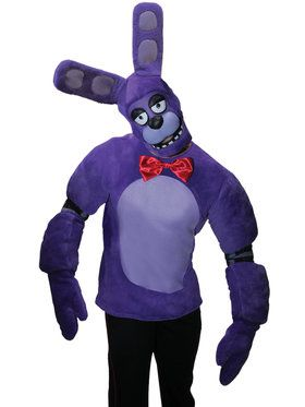 Five Nights at Freddy's Bonnie Costume for Teens