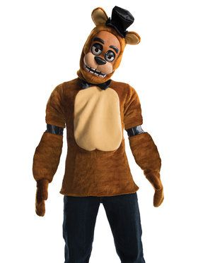 Five Nights At Freddys Freddy Costume For Children