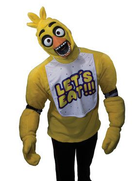 Five Nights at Freddy's Chica Costume for Teens