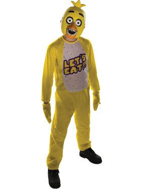 Five Nights at Freddy's Chica Costume for Tweens