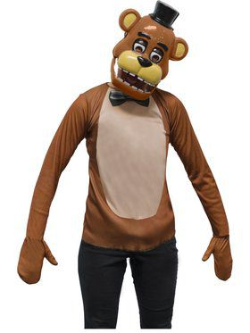 Five Nights at Freddy's Freddy Costume for Kids
