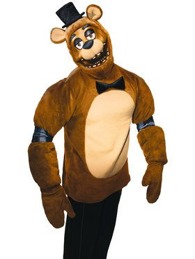 Five Nights at Freddy's Freddy Costume for Teens