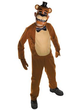 Five Nights at Freddy's Freddy Costume for Tweens