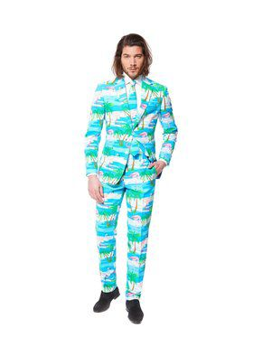 Flaminguy Men's Opposuit
