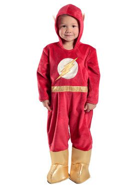 Flash Premium Toddler Jumpsuit