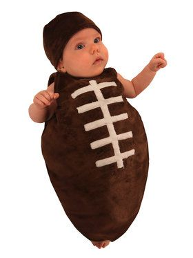 Football Infant Bunting