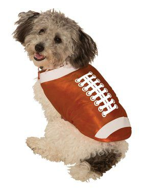 Football Pet Costume