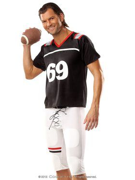 Football Player Adult Costume