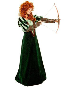Forest Princess Women's Costume