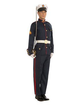 Formal Marine Adult Costume