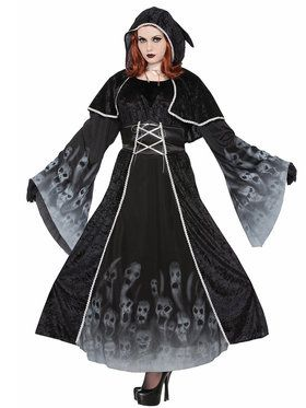 Forsaken Souls Curvy Womens Costume