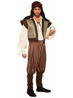 Fortune Teller Adult Woodland Fortune Teller Costume