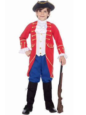 Founding Father Boy's Costume