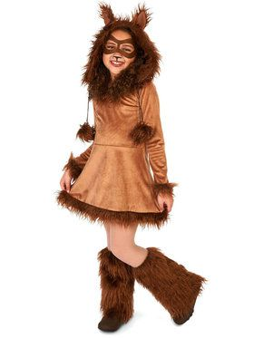 Fox Costume For Children