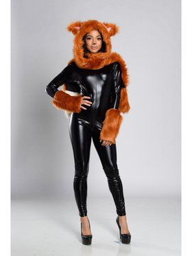 Women's Fox Hood Kit