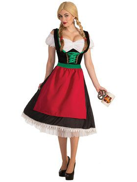 FRAULEIN (ADULT COSTUME)