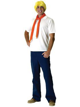 Fred Adult Costume
