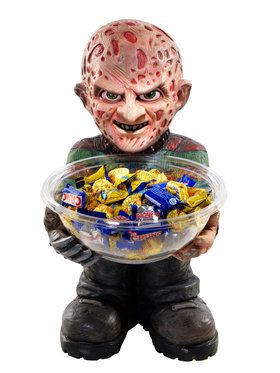 Freddy Krueger Candy Bowl