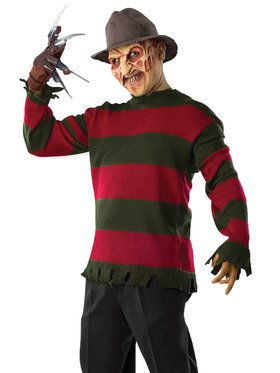 Freddy Sweater - Standard Adult Costume