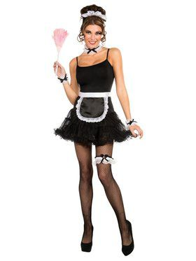 Adult French Maid Kit