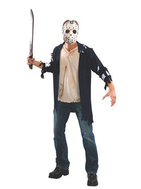 Jason Friday the 13th Costume for Adult
