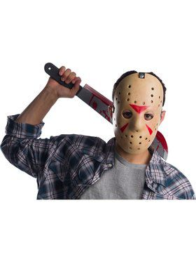 Jason Friday the 13th Mask
