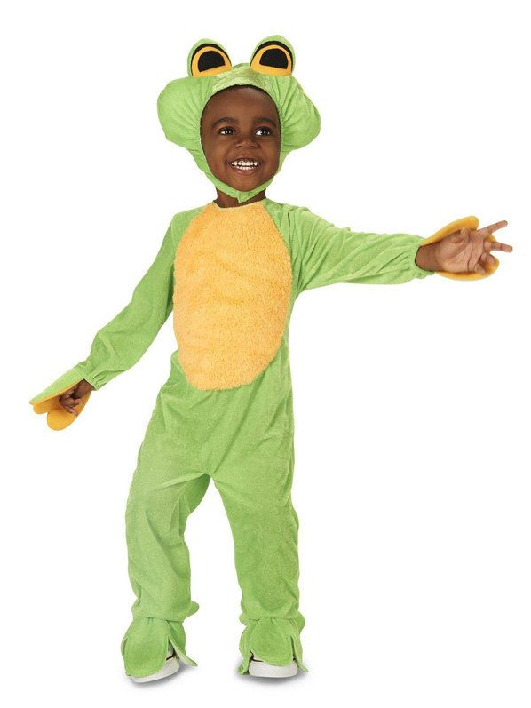frog infant costume for halloween