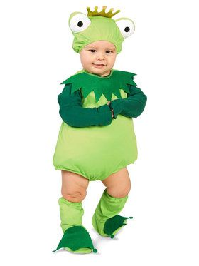 Baby Frog Prince Costume For Babies