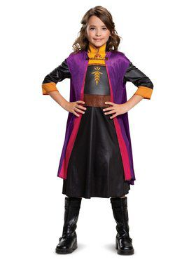 Frozen 2 Princess Anna Classic Costume for Toddlers