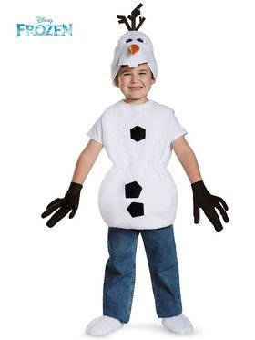 Frozen Olaf Costume Kit