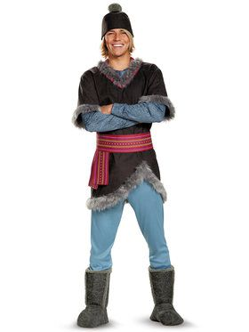 Frozen's Kristoff Adult Costume