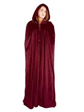 Adult Full-Length Hooded Cape
