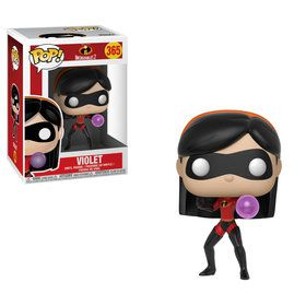 Funko POP Disney: Incredibles 2 - Invisible Violet