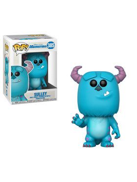 Funko POP Disney: Monster's Inc. - Sulley