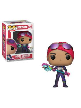 Funko Pop Games: Fortnite S1 - Brite Bomber
