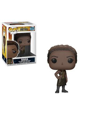 Funko POP Marvel: Black Panther- Nakia