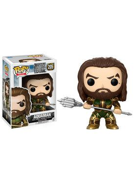 Funko POP Movies: DC - Justice League - Aquaman