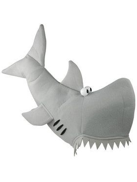 Funny Foam Shark Hat