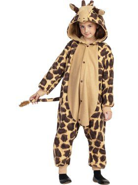 Funsies Georgie Giraffe Child Costume