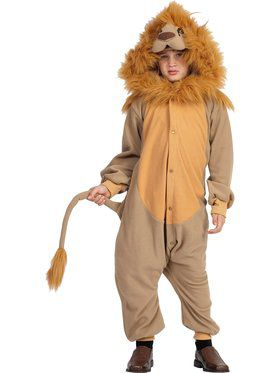 Funsies Lee the Lion Child Costume