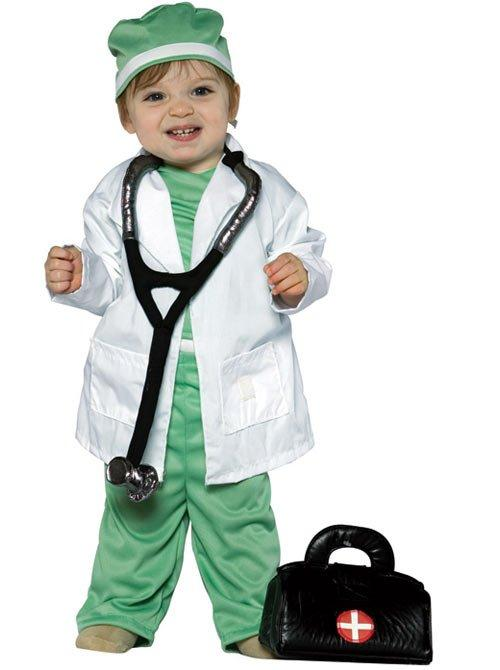 Rasta Imposta Future Doctor Child Costume