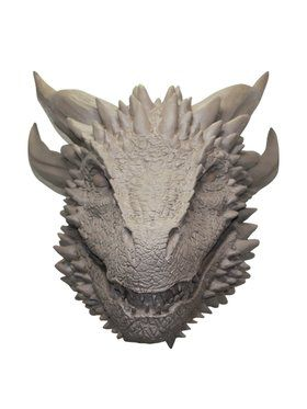 Game of Thrones White Walker season 7 Dragon Mask for Adults