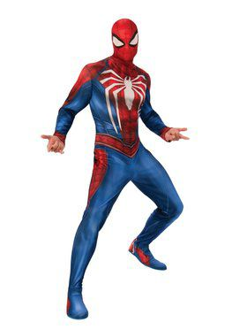 Spider-Man Gamerverse Costume for Adults