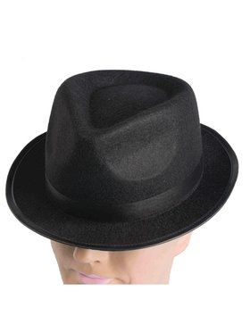 Gangsta' Girl Fedora Hat