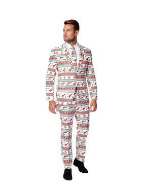 Gangstaclaus Opposuit Mens Costume