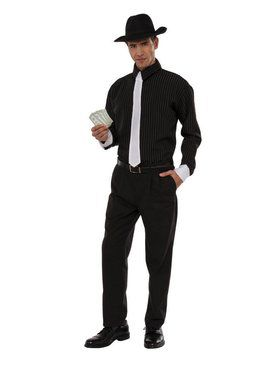 Gangster Men's Costume