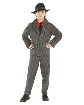 Gangster Child Costume