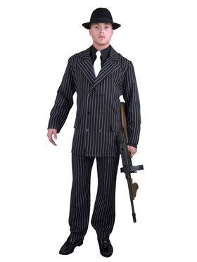 Gangster Suit Adult Costume