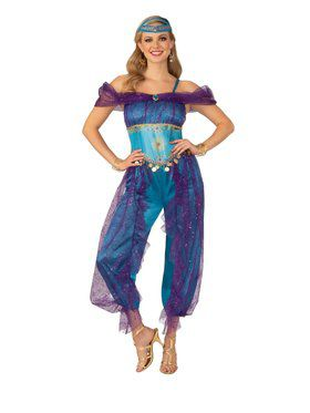 Genie Costume for Adults